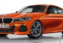 Así luce el nuevo BMW Serie 1 con los nuevos rasgos de la marca