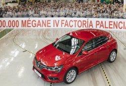 La cuarta generación del Renault Mégane alcanza las 500.000 unidades fabricadas