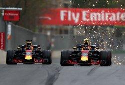 Ricciardo: la gestión de Red Bull en el accidente de Bakú influyó en mi marcha