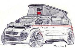SpaceTourer The Citroënist Concept, Citroën visiona un espacio para el trabajo y ocio