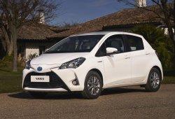 Toyota Yaris Hybrid ECOVAN, un pequeño vehículo comercial con etiqueta ECO