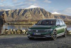 Volkswagen Passat Altrack 2019, el familiar crossover estrena aspecto y mecánicas
