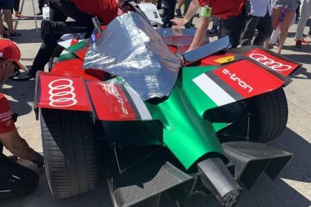 Dieter Gass, preocupado por el 'choque' de Audi y Porsche en Fórmula E