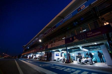 La Fórmula E quiere organizar su primera carrera nocturna