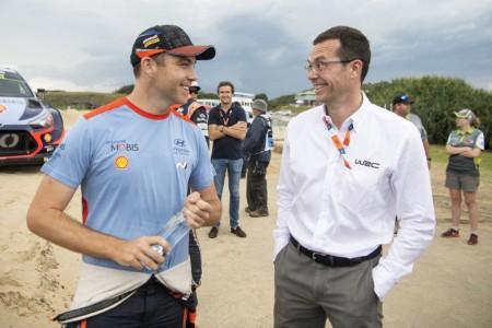 Hayden Paddon cambia en 2019 el WRC por el rallycross