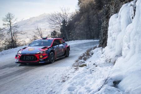 Hyundai quiere revalidar triunfo en el Rally de Suecia