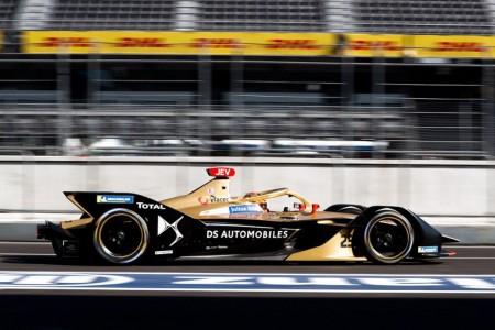 Jean-Eric Vergne lidera el test de la Fórmula E en México