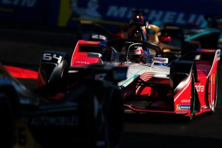 D'Ambrosio llega líder a la gira asiática de la Fórmula E