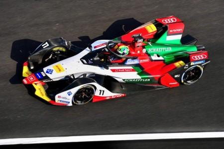Di Grassi gana sobre la meta el ePrix de Ciudad de México