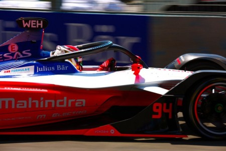 Pascal Wehrlein logra la pole del ePrix de Ciudad de México