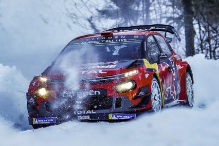 Sébastien Ogier completa su test previo al Rally de Suecia