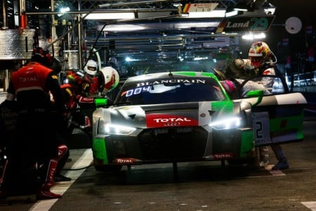 El Team WRT tendrá hasta cinco Audi R8 LMS GT3 Evo