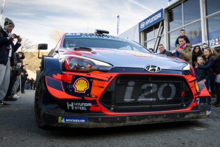La tecnología híbrida llegará al WRC en el año 2022