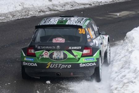 El verdadero inicio de WRC2 Pro llega en el Rally de Suecia