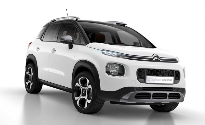 Citroën C3 Aircross #InspiredBy