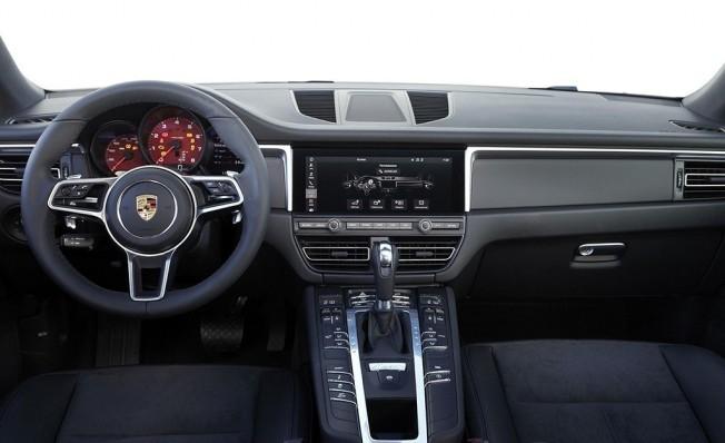 Porsche Macan Spirit - interior