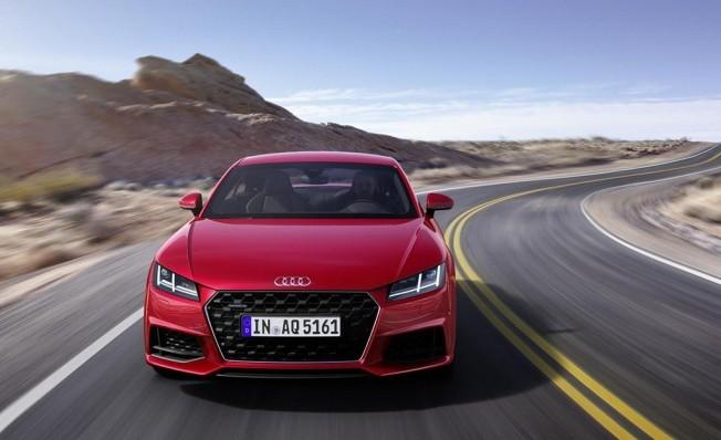 Audi TT 2019 - frontal