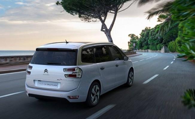 Citroën C4 SpaceTourer Origins - posterior