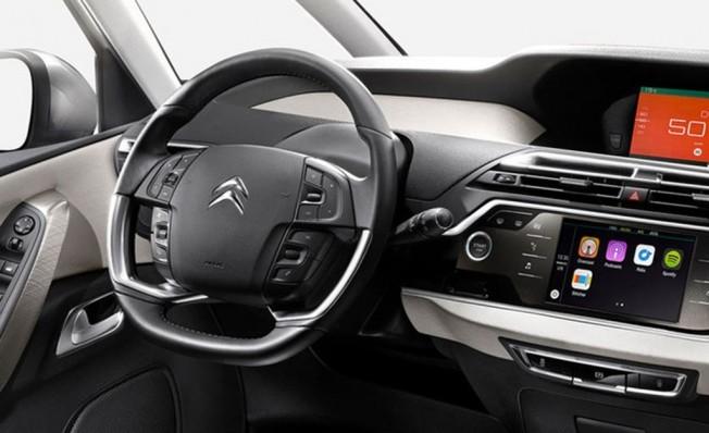 Citroën C4 SpaceTourer Origins - interior