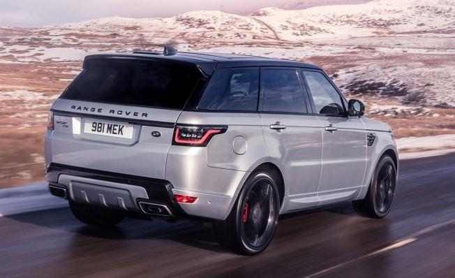 Range Rover Sport HST 2019 - posterior