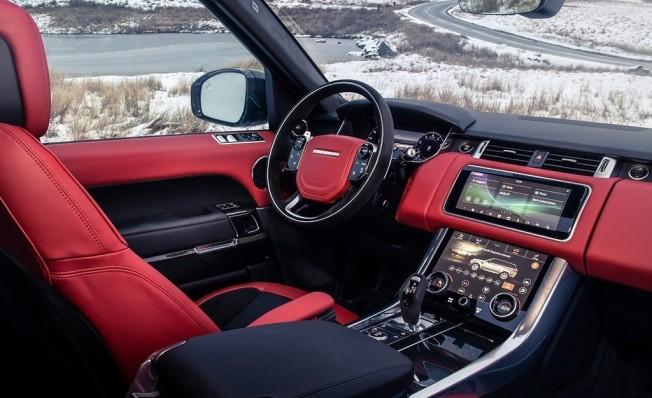 Range Rover Sport HST 2019 - interior