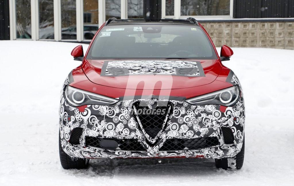 2020 Alfa Romeo Stelvio Facelift 6