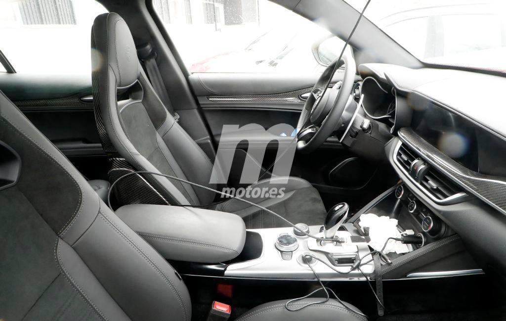 2020 Alfa Romeo Stelvio Facelift 11