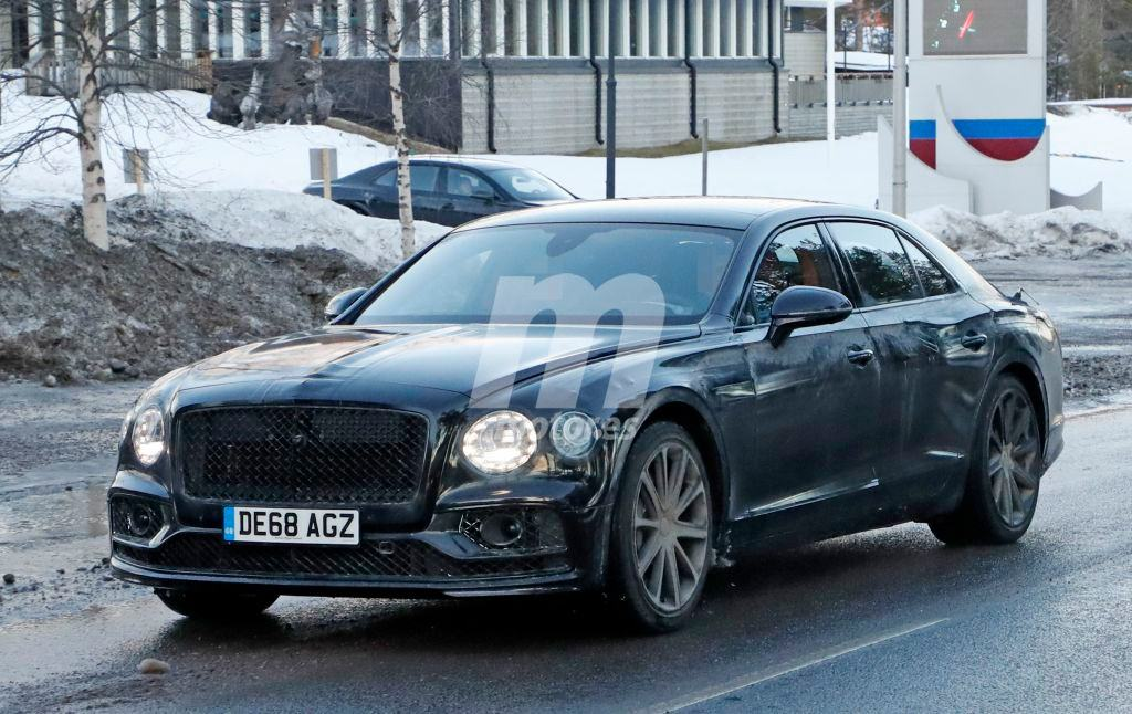 2018 Bentley Continental Flying Spur 90
