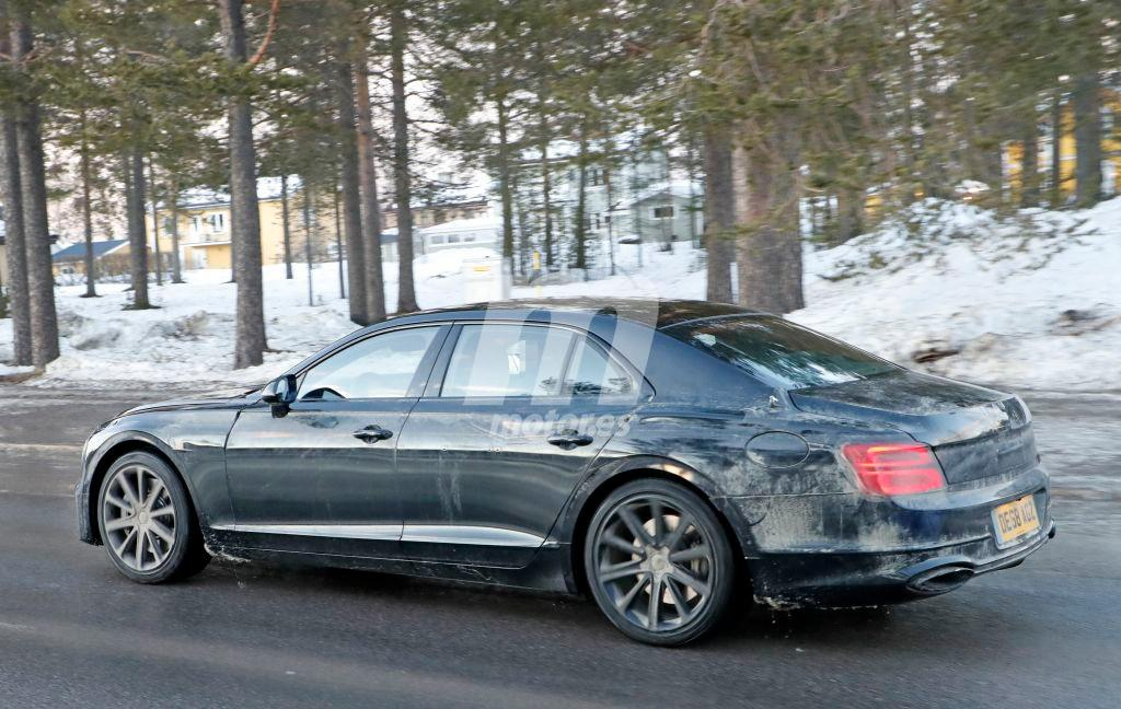 2018 Bentley Continental Flying Spur 93