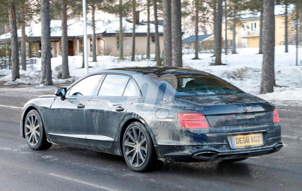 2018 Bentley Continental Flying Spur 94