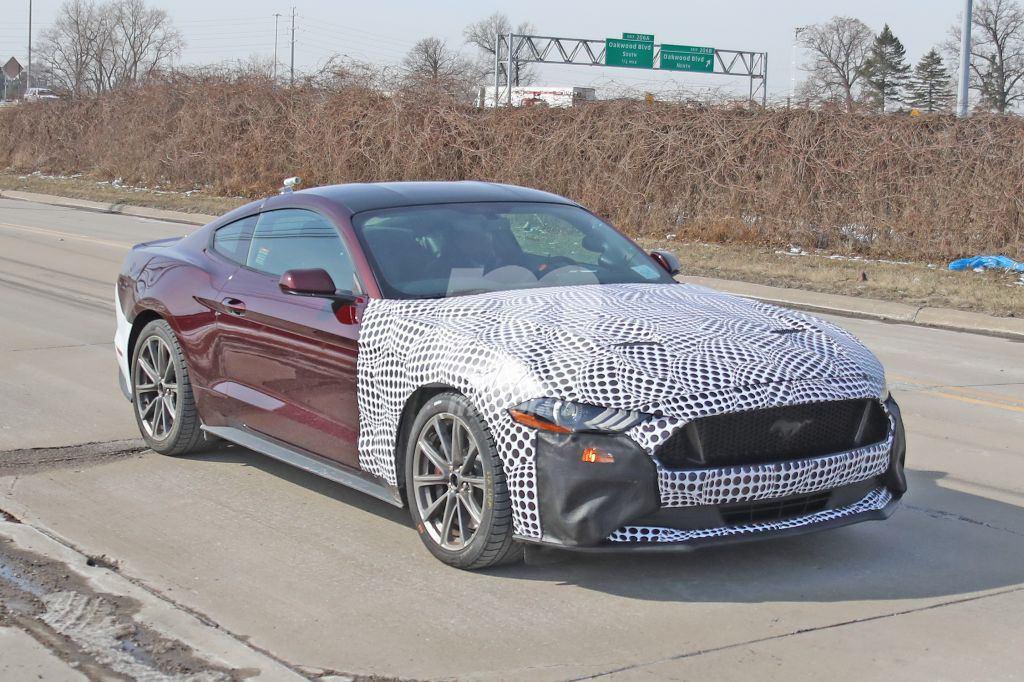 2020 Ford Mustang Hybrid