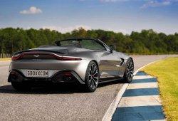 Aston Martin confirma el lanzamiento del Vantage Roadster en 2019