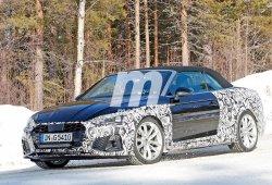 El desarrollo del nuevo Audi A5 Cabrio ya está en marcha, llegará en 2020