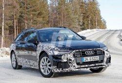 El desarrollo del nuevo Audi A6 allroad quattro continúa en el norte de Europa