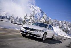 BMW estrena el nuevo Serie 5 530e xDrive en el Salón de Ginebra 2019