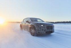 """BMW asigna el nuevo nombre """"iX8"""" al SUV eléctrico iNext"""