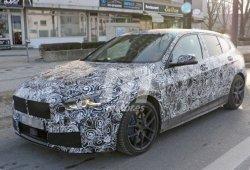 BMW confirma el lanzamiento en 2019 del Serie 1 generación F40