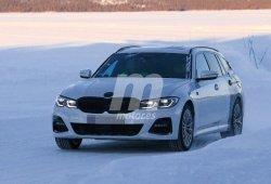 El nuevo BMW Serie 3 Touring estará a la venta a finales de 2019