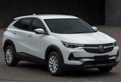 El nuevo Buick Encore 2020 filtrado en China