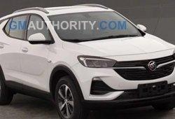 El nuevo Buick Encore GX filtrado en China