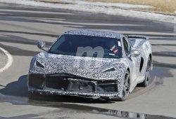 Los nuevos prototipos del Chevrolet Corvette desde muy cerca y al detalle