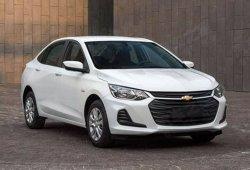 Chevrolet anuncia el lanzamiento del nuevo Onix Sedán 2019 en China
