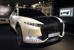DS Code X, un estudio de diseño que anticipa un futuro lujoso SUV para la firma francesa