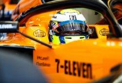 """El estreno de Norris satisface a McLaren: """"Pilotó como un veterano"""""""