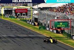 La FIA estudia los problemas de visibilidad del semáforo que hubo en Australia