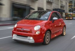 Confirmado: el Fiat 500 eléctrico será desvelado en Ginebra 2020