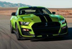 El nuevo Shelby GT500 estrena color verde por el Día de San Patricio