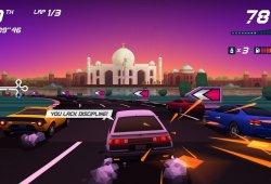 La versión de Horizon Chase Turbo para PC también estrena el modo Playground