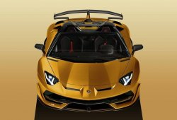 El Lamborghini Aventador SVJ Roadster será presentado en Ginebra