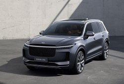 Lixiang One, un SUV eléctrico con extensor de autonomía y 7 plazas